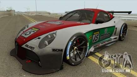 Alfa Romeo 8C Competizione GT3 2009 para GTA San Andreas
