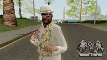 Big Smoke (Casino And Resort Outfit) para GTA San Andreas