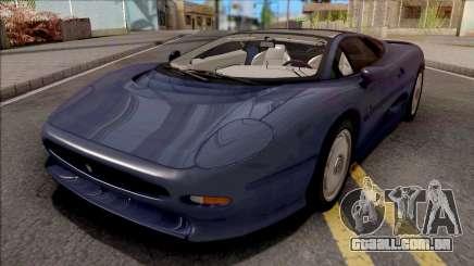 Jaguar XJ220 1992 para GTA San Andreas