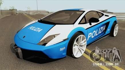 Lamborghini Gallardo SuperLeggera HQ para GTA San Andreas
