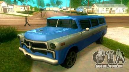 Walton Wagon para GTA San Andreas