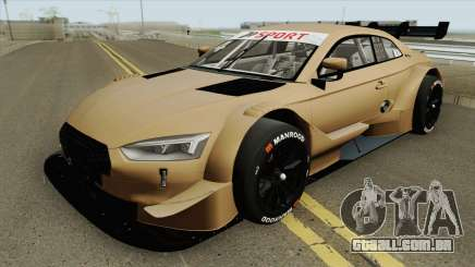 Audi RS5 DTM 2018 para GTA San Andreas