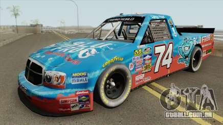 Dodge RAM Nascar 2011 para GTA San Andreas