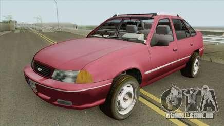Daewoo Cielo para GTA San Andreas