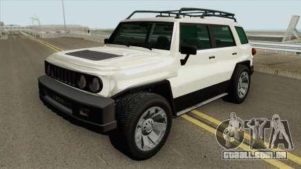 Karin BeeJay XL GTA V para GTA San Andreas