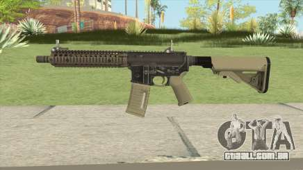 MK18 Assault Rifle para GTA San Andreas