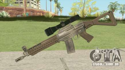 SG5 Commando (007 Nightfire) para GTA San Andreas
