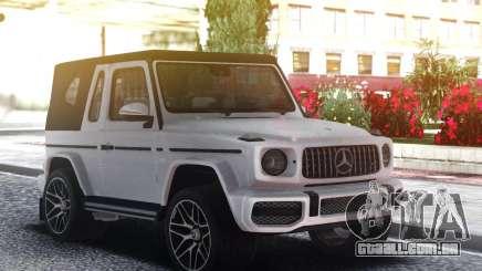 Mercedes-Benz G63 464 Cabrio para GTA San Andreas