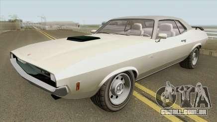 Bravado Gauntlet GTA V Driver Edition para GTA San Andreas
