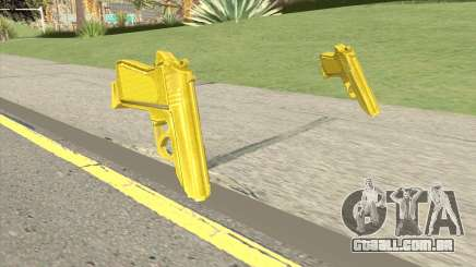 Wolfram PP7 Gold (007 Nightfire) para GTA San Andreas