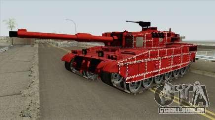 Tank GTA V para GTA San Andreas