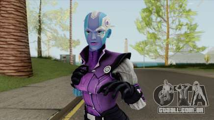 Nebula (Marvel Ultimate Alliance 3) para GTA San Andreas