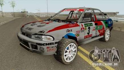 Mitsubishi Lancer Evolution I WRC 92 para GTA San Andreas