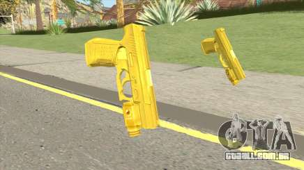 Wolfram P2K Gold (007 Nightfire) para GTA San Andreas