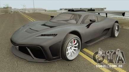 Benefactor Krieger GTA V IVF para GTA San Andreas