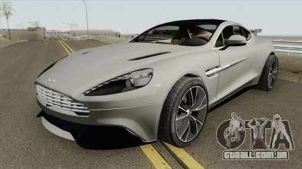 Aston Martin Vanquish 2012 HQ para GTA San Andreas