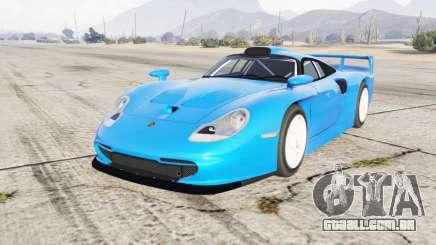 Porsche 911 GT1 (996) para GTA 5