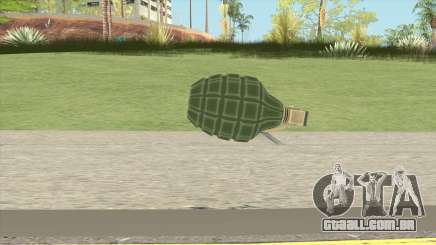 Fragmentation Grenade (007 Nightfire) para GTA San Andreas