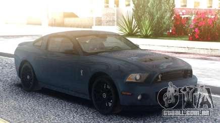 Ford Mustang Shelby GT500 Original para GTA San Andreas