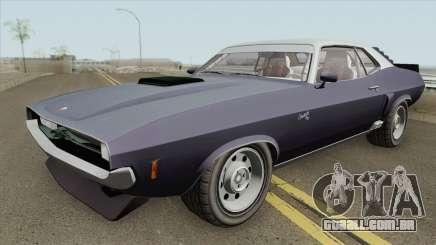 Bravado Gauntlet Classic GTA V para GTA San Andreas