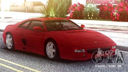 Ferrari F355 Berlinetta para GTA San Andreas
