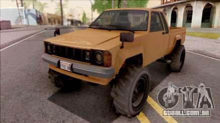 GTA V Karin Rebel SA Style para GTA San Andreas