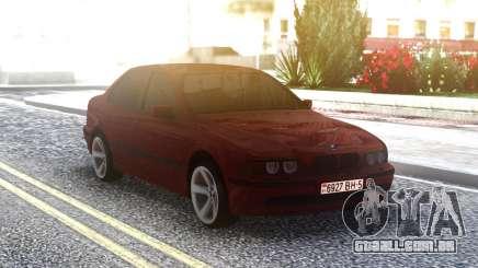 BMW E39 540i para GTA San Andreas