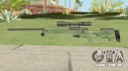 Winter Tactical Sniper Rifle (007 Nightfire) para GTA San Andreas
