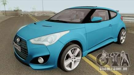 Hyundai Veloster HQ para GTA San Andreas
