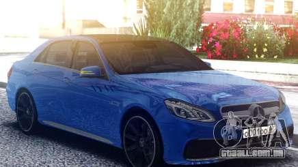Mercedes-Benz E-63 AMG para GTA San Andreas
