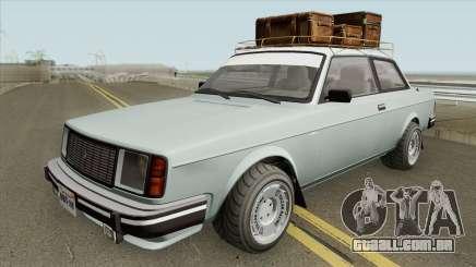 Vulcar Nebula Turbo GTA V para GTA San Andreas