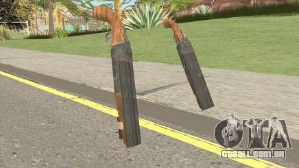 Hydra Shotgun para GTA San Andreas