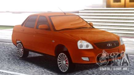 LADA Priora UP para GTA San Andreas