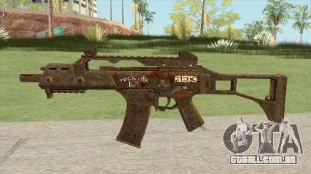 G36C BE13 para GTA San Andreas