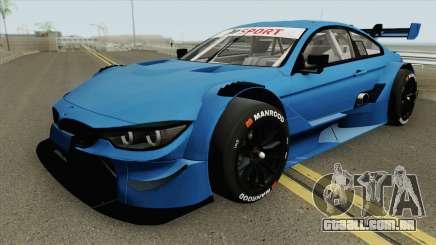 BMW M4 DTM 2018 para GTA San Andreas