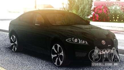 Jaguar XF R-S para GTA San Andreas