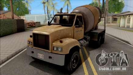 GTA V HVY Mixer Second Gen para GTA San Andreas