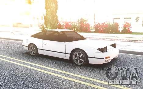 Nissan 240SX Tunable LQ para GTA San Andreas
