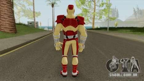 Shocker From Marvel Strike Force para GTA San Andreas