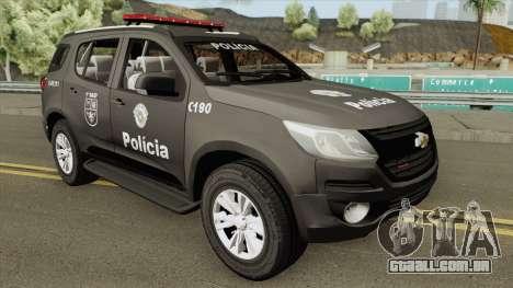 Chevrolet TrailBlazer 2019 (PMSEP) para GTA San Andreas