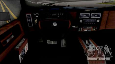Albany Emperor para GTA San Andreas