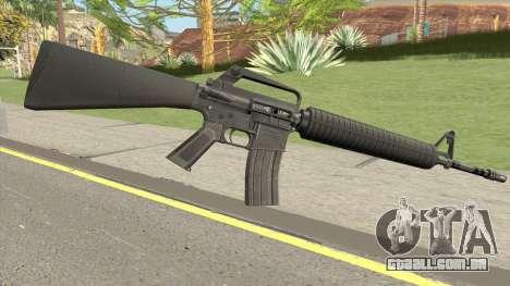 Boogaloo M16A2 para GTA San Andreas
