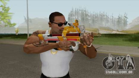 P90 (PBST Series) From Point Blank para GTA San Andreas