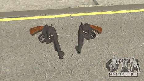 Insurgency SW Model 10 Revolver para GTA San Andreas