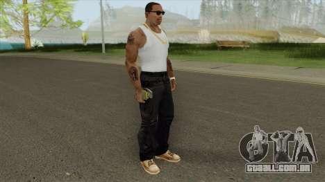 Boogaloo Frag Grenade para GTA San Andreas