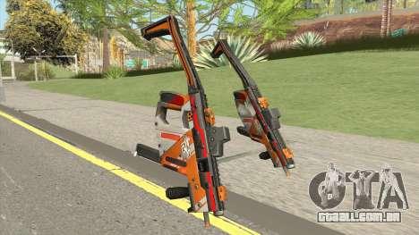Kriss Super (PBST Series) From Point Blank para GTA San Andreas