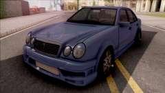 Mercedes-Benz W210 E420 para GTA San Andreas