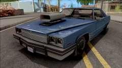 GTA V Albany Manana para GTA San Andreas
