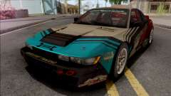 Nissan Silvia S13SX 1993 Rocket Bunny para GTA San Andreas