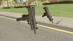 Boogaloo Mac-10 para GTA San Andreas